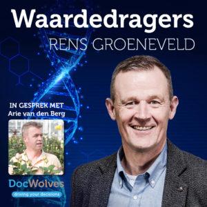 Podcast waardedrager Arie van den Berg